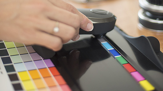 Генериране на ICC профил за принтер