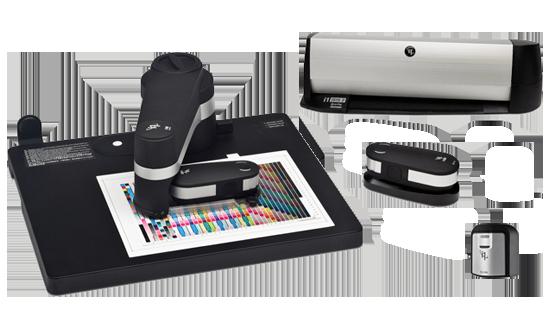 Калибратори за монитори и принтери