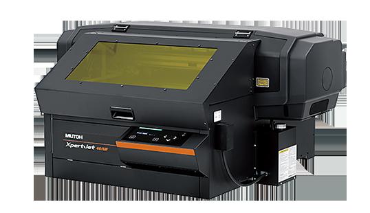 XpertJet 461UF - Сменете старият широкоформатен принтер с екосолвентен Mutoh XpertJet с ширина 1,6 м