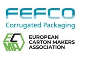 Fefco corrugated packaging logo