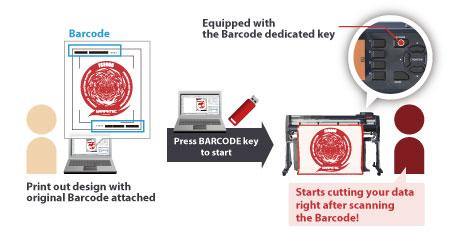 Barcode Data Management