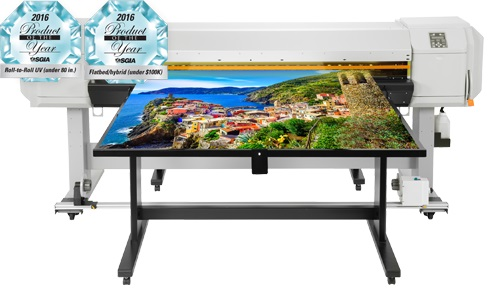 Mutoh ValueJet 1638UH SGIA 2016 POTY
