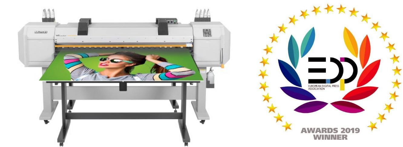 Mutoh ValueJet 1627MH EDP Award