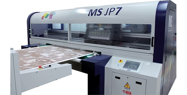 MS Italy MS JP7 Printer