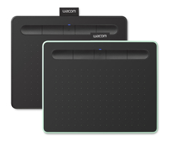 Wacom Intuos Bluetooth S both